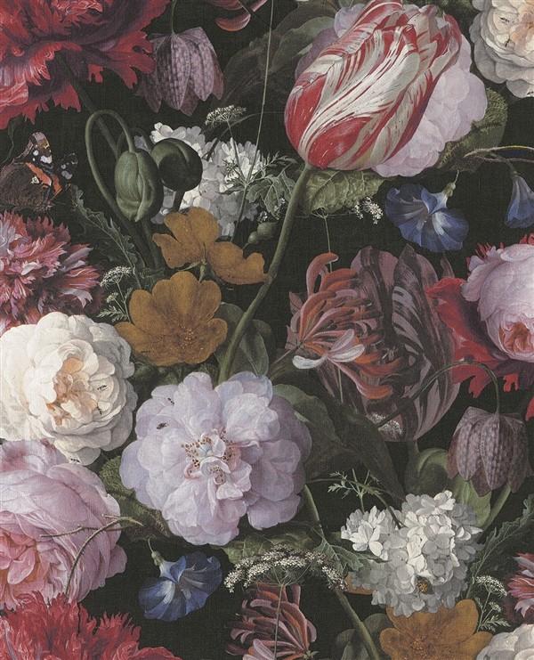 masterpiece 358000 - Eijffinger Bloemen Behang